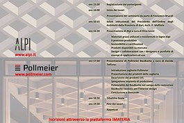 ALPI and POLLMEIER: Materials for interior and structural design.